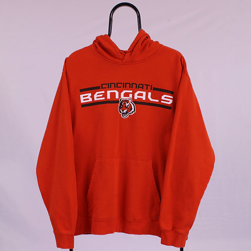NFL Orange Cincinnati Bengals Hoodie