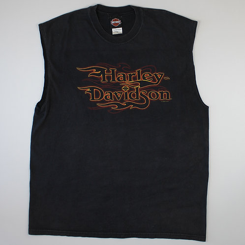 Harley Davidson 'Modesto' Vest