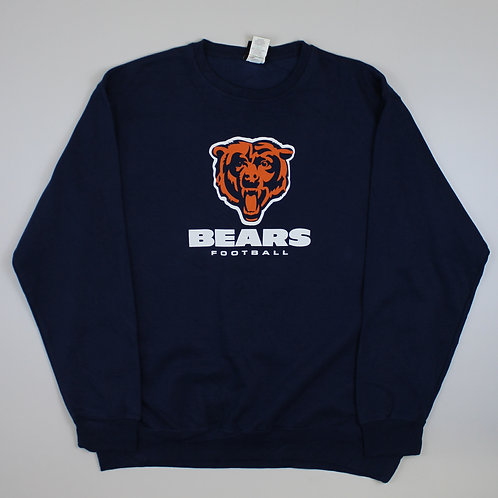 NFL Navy 'Bears' Sweatshirt