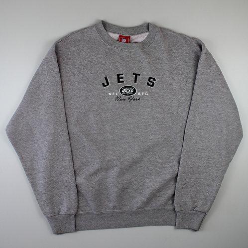 NFL Grey New York Jets Sweatshirt