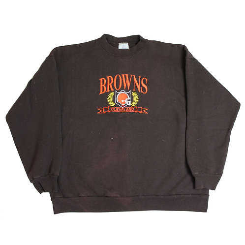 Logo7 Cleveland Browns Sweater