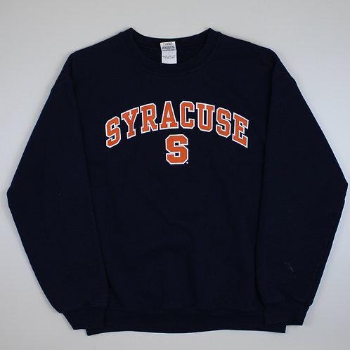 Vintage Navy 'Syracuse' Sweatshirt