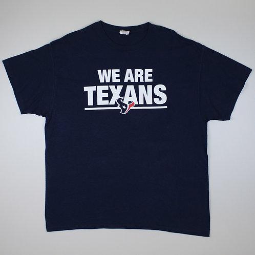 Vintage NFL Houston Texans Navy T-Shirt