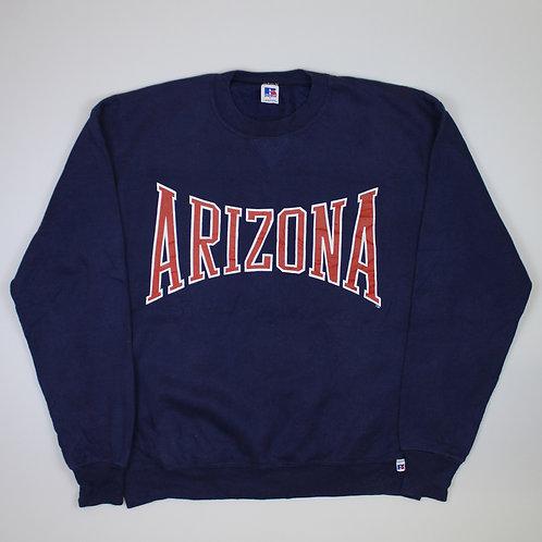 Russell Athletic 'Arizona' Navy Sweater