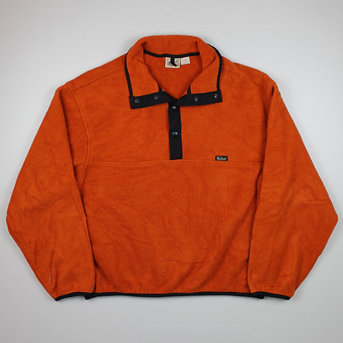 Woolrich Burnt Orange Fleece