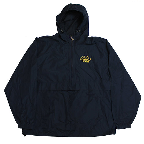 Champion Navy 'Kent State' Tracksuit Top
