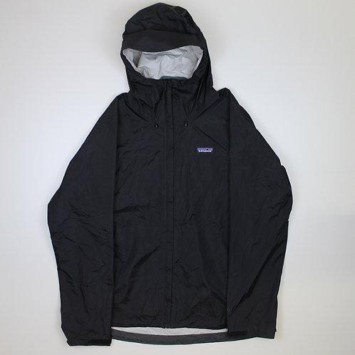 Patagonia Black Waterproof Coat