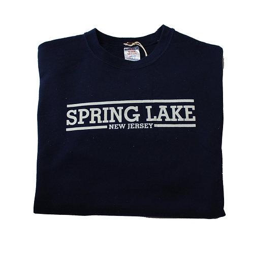 Navy 'Spring Lake' Sweater