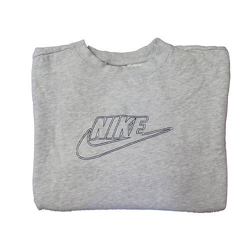 Nike Light Grey Sweatshirt