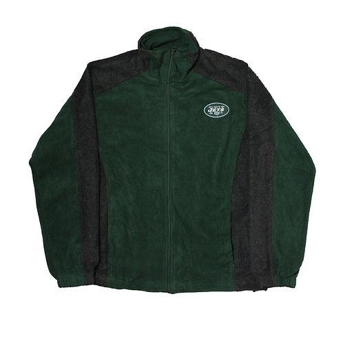 NFL New York Jets Green & Grey Fleece