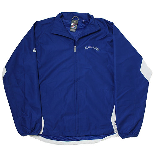 Majestic Blue Jays Jacket