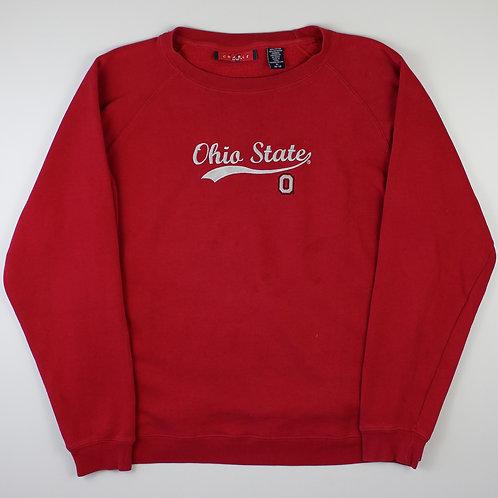 Vintage Red 'Ohio State' Sweatshirt