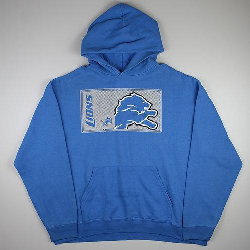 NFL Blue 'Detroit Lions' Hoodie