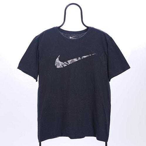 Nike Vintage Black Logo TShirt