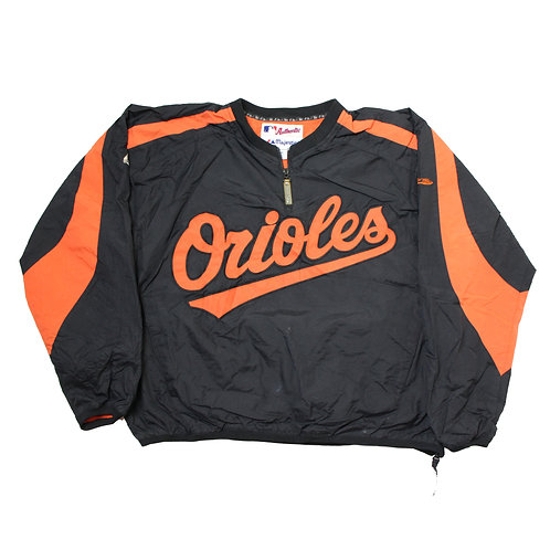 Majestic Baltimore Orioles Tracksuit Top