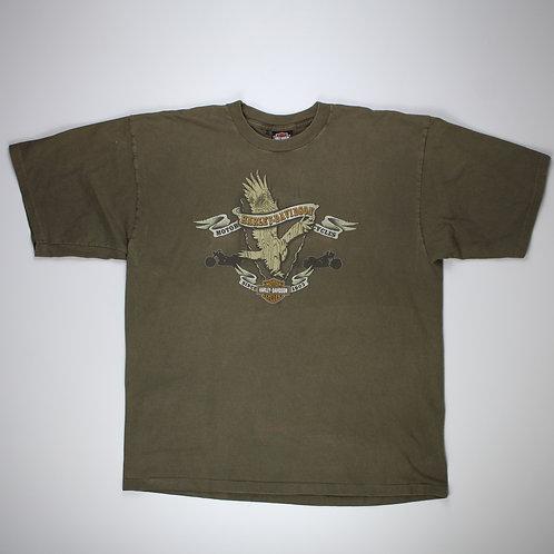 Harley Davidson Brown 'Brighton' T-Shirt
