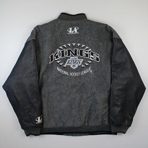 Logo Athletic 'LA Kings' NHL Jacket