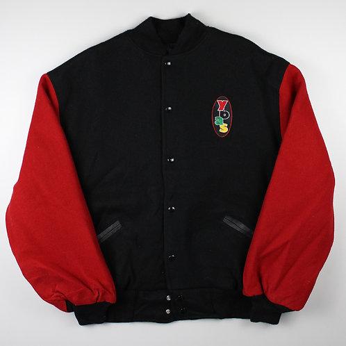 Vintage 'YBAS' Varsity Jacket