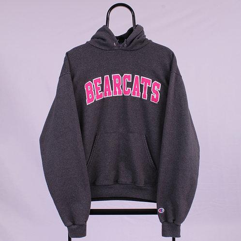 Champion Vintage Grey Bearcats Hoodie