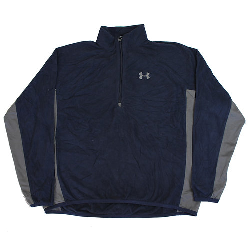 Under Armour Navy Fleece