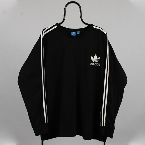 Adidas Black Long Sleeve TShirt