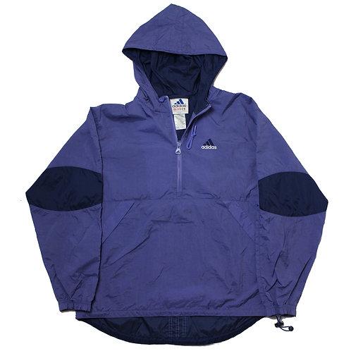 Adidas Purple Tracksuit Top