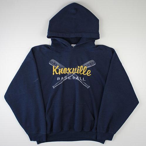 Vintage 'Knoxville' Navy Hoodie
