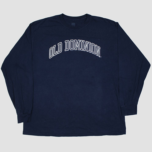 Vintage 'Old Dominion' Navy T-shirt