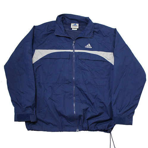 Adidas Navy Tracksuit Top