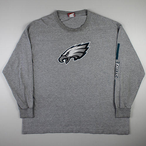 NFL Grey Philadelpia Eagles T-Shirt