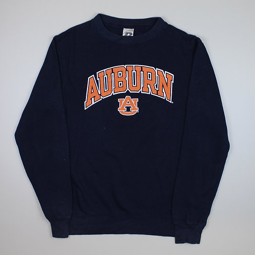 Russell Athletic 'Auburn' Navy Sweater
