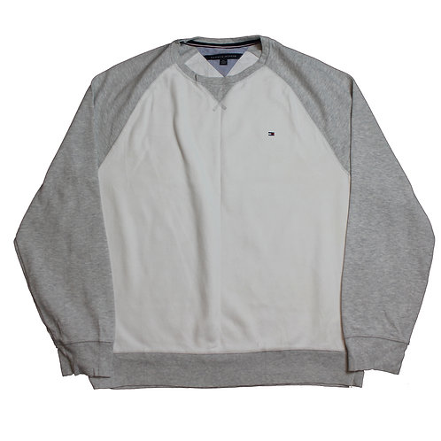 Tommy Hilfiger White Sweater