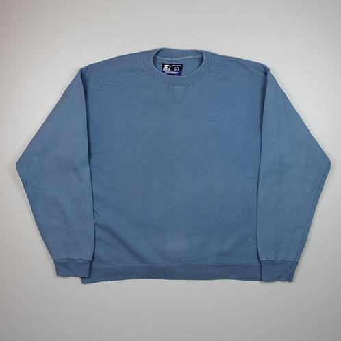 Starter Light Blue Sweater