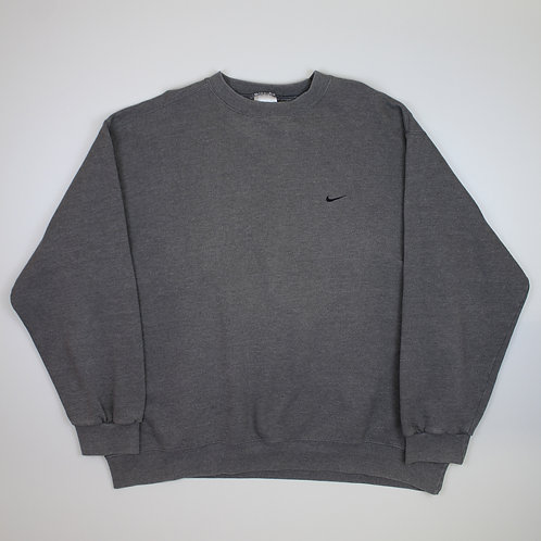 Nike Dark Grey Sweater
