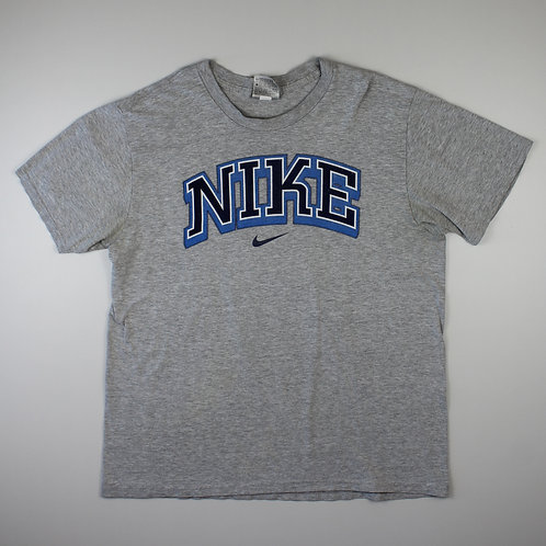 Nike Grey Graphic T-Shirt