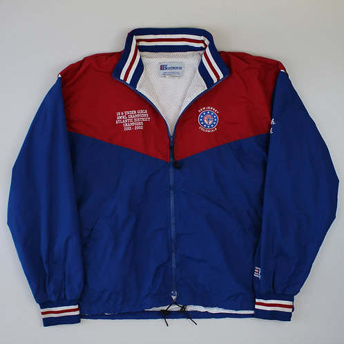 Vintage 'New Jersey' Tracksuit Top