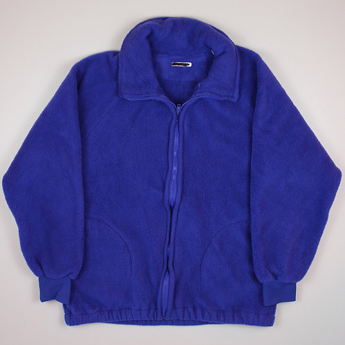 Vintage Purple Fleece