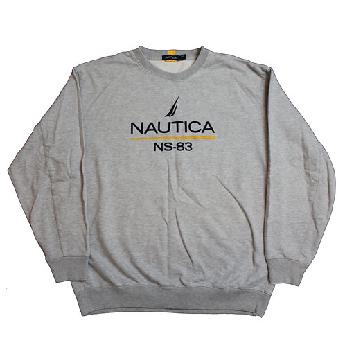 Nautica Grey Sweater