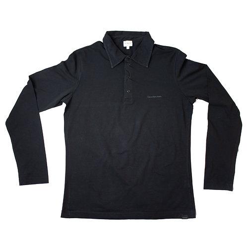Calvin Klein Jeans Black Polo