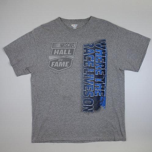 Nascar Grey 'Hall of Fame' T-Shirt