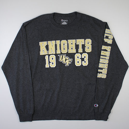 Champion Grey 'Knights' T-Shirt