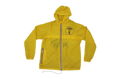 Puma 'St. Galler Allstadtlauf' Yellow Raincoat