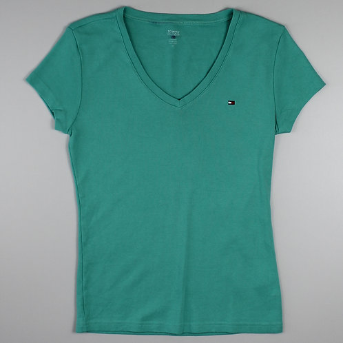 Tommy Hilfiger Green Top
