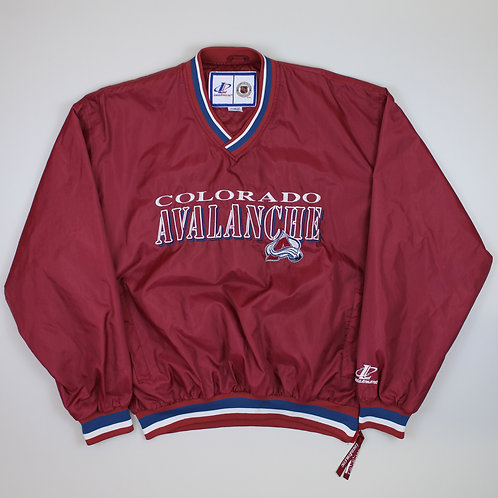 Logo Athletic NHL 'Colorado Avalanche' Tracksuit Top