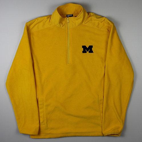 Vintage Yellow 'Michigan' Fleece