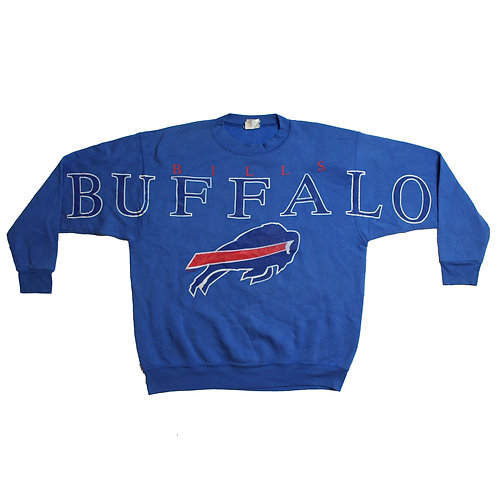 Buffalo Bills Blue Sweater