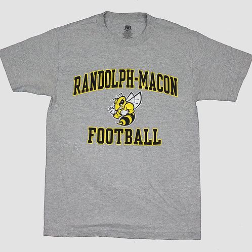 Vintage 'Randolph- Macon' Grey T-shirt