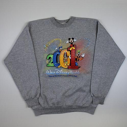 Disney 2001 Sweatshirt