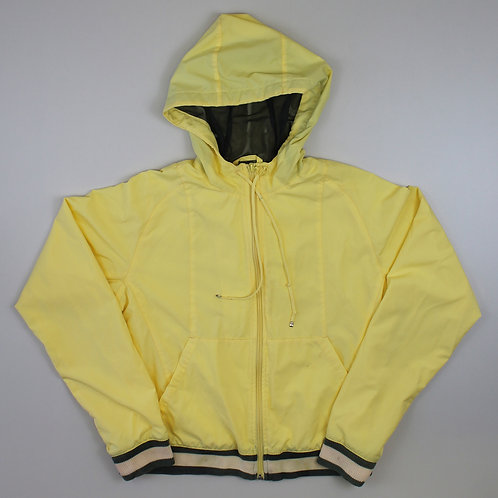 Nike Yellow Tracksuit Top