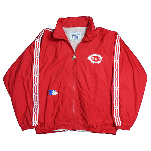 MLB Pro Player C Reds Tracksuit Top